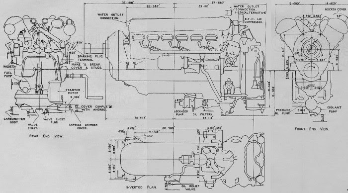 Merlin Engine Diagram Wiring Diagram 2019