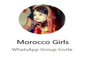 Morocco Girls WhatsApp Group Link Of 2018