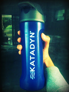 Katadyn Purifier Drink Bottle