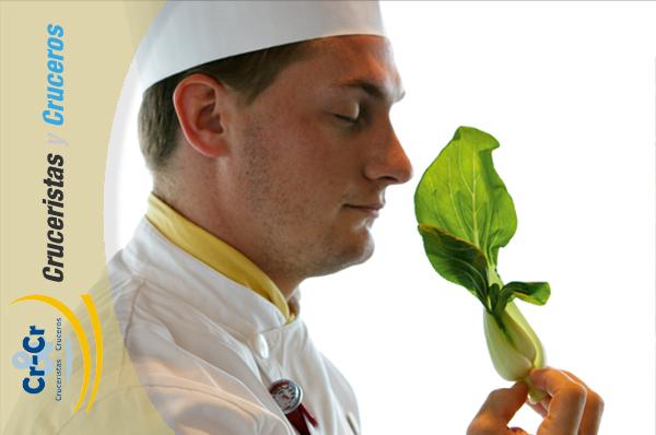 NOTICIAS DE CRUCEROS - Costa Cruceros presenta los nuevos menús vegetarianos, que ponen el sabor y (lo mejor de Italia) en el centro de la escena