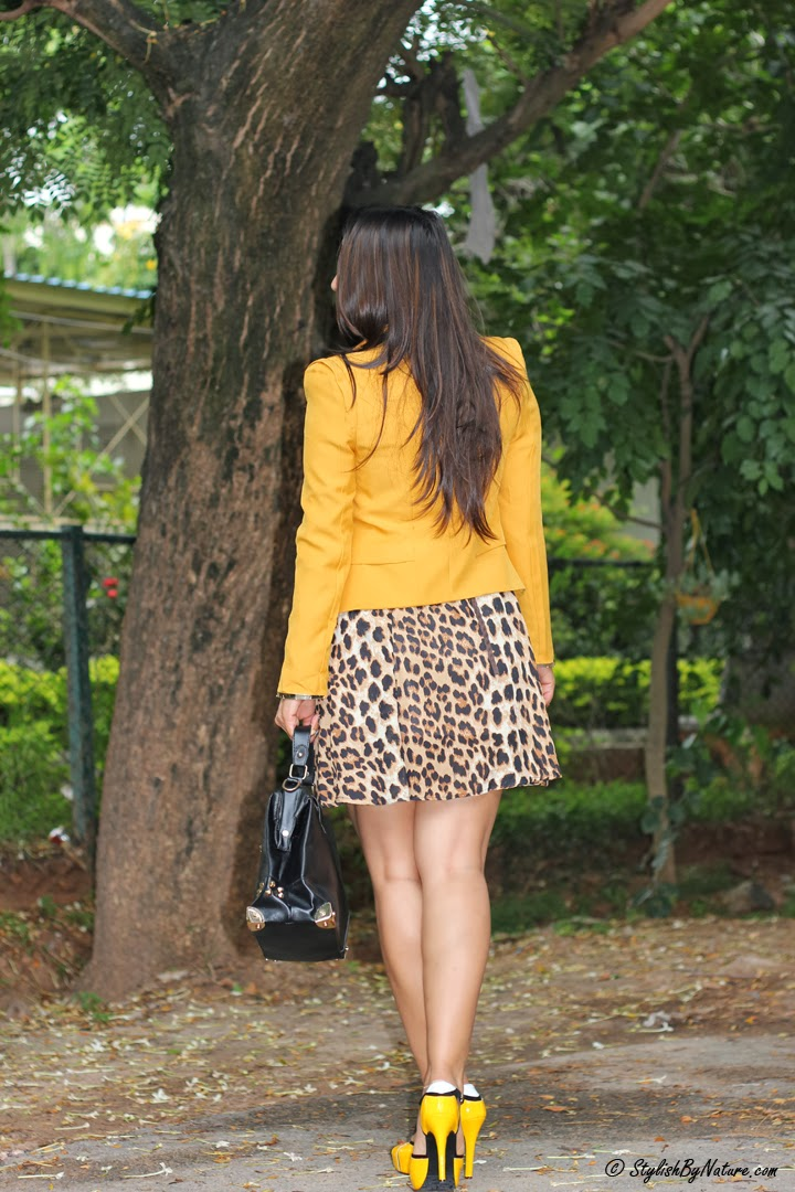 Fall Trend Leopard Animal Print Stylish By Nature By Shalini Chopra India Fashion Style Blog Beauty Travel Food Bollywood