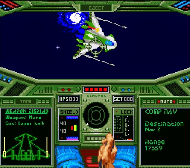 Boxed Pixels Snes Review Wing Commander Game 047