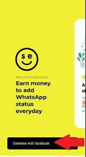 Status Earn App