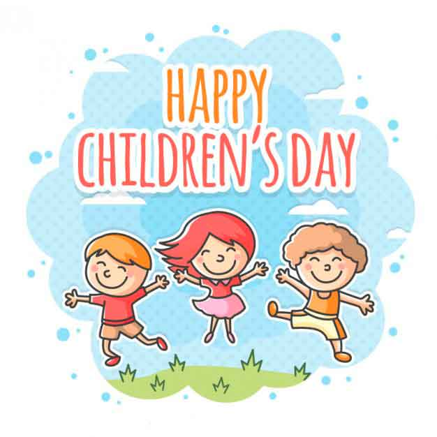 Happy Children's Day Images Download Free