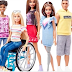 Barbie launches new product line including disabled dolls: 'Most diverse and inclusive doll line in the world'