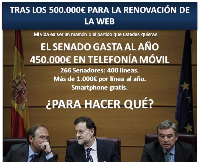 Resultado de imagen de CIERREN El Senado ESPAÑOL
