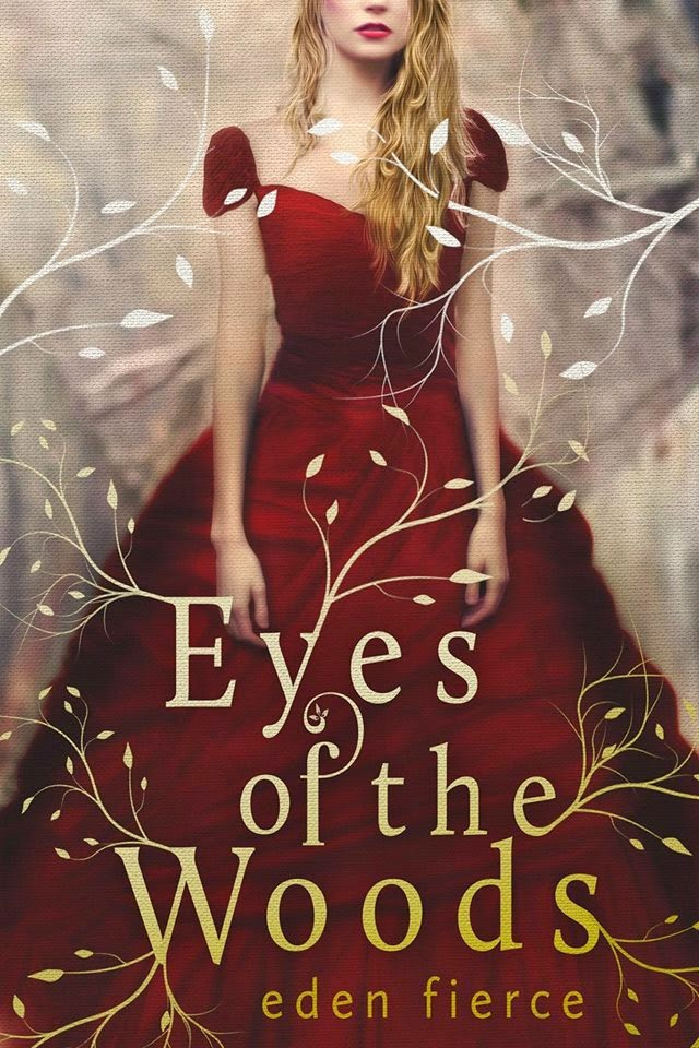 COVER REVEAL: EYES OF THE WOODS by Eden Fierce