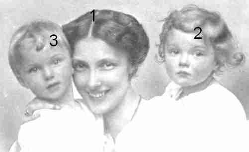 Descendance Franz Joseph et Elisabeth d'Autriche