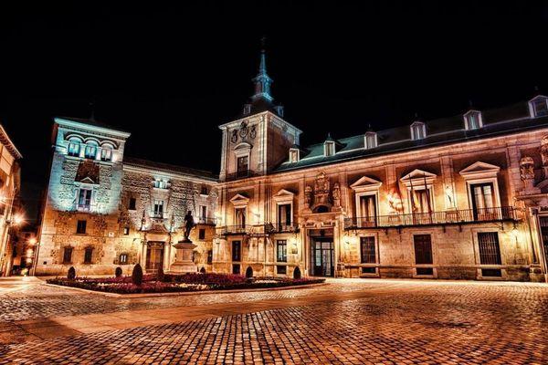 Misterios y fantasmas del viejo Madrid