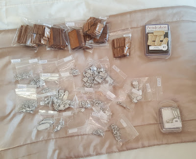 Goodies from Pendraken Miniatures