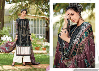 Radhika azara sofiya Cotton Ethnic Dress Material