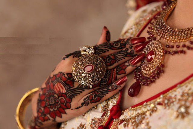 Image result for bridal mehandi designs
