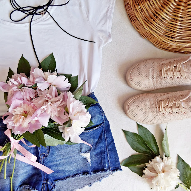 Beżowe buty Malagon