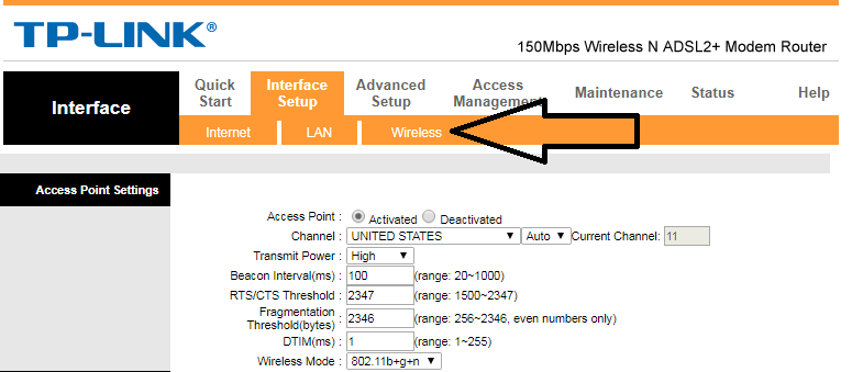 How to Disable WPS in TP-Link Router? - BINIT