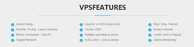 مميزات انترسيرفر interserver vps