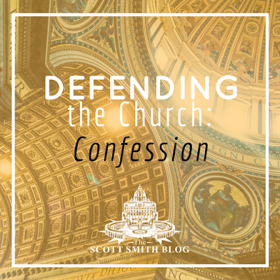 All Roads Lead to Rome: Defending Catholicism: Confession