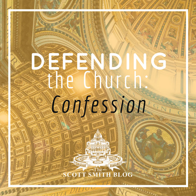 Defending Catholicism: Confession