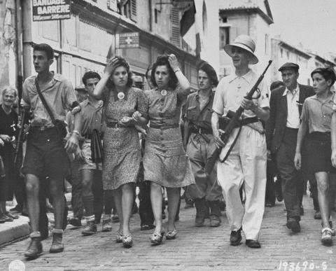 female nazi collaborators