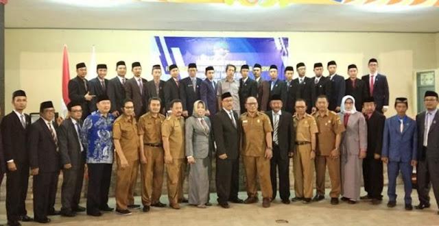 Sofwan Abdul Bari Resmi Pimpin Forum Kominikasi Kepala SMK Swasta Majalengka