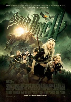 Poster Sucker Punch 2011