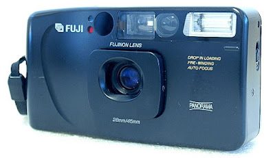 Fuji Cardia Travel Mini Dual-P, Right front