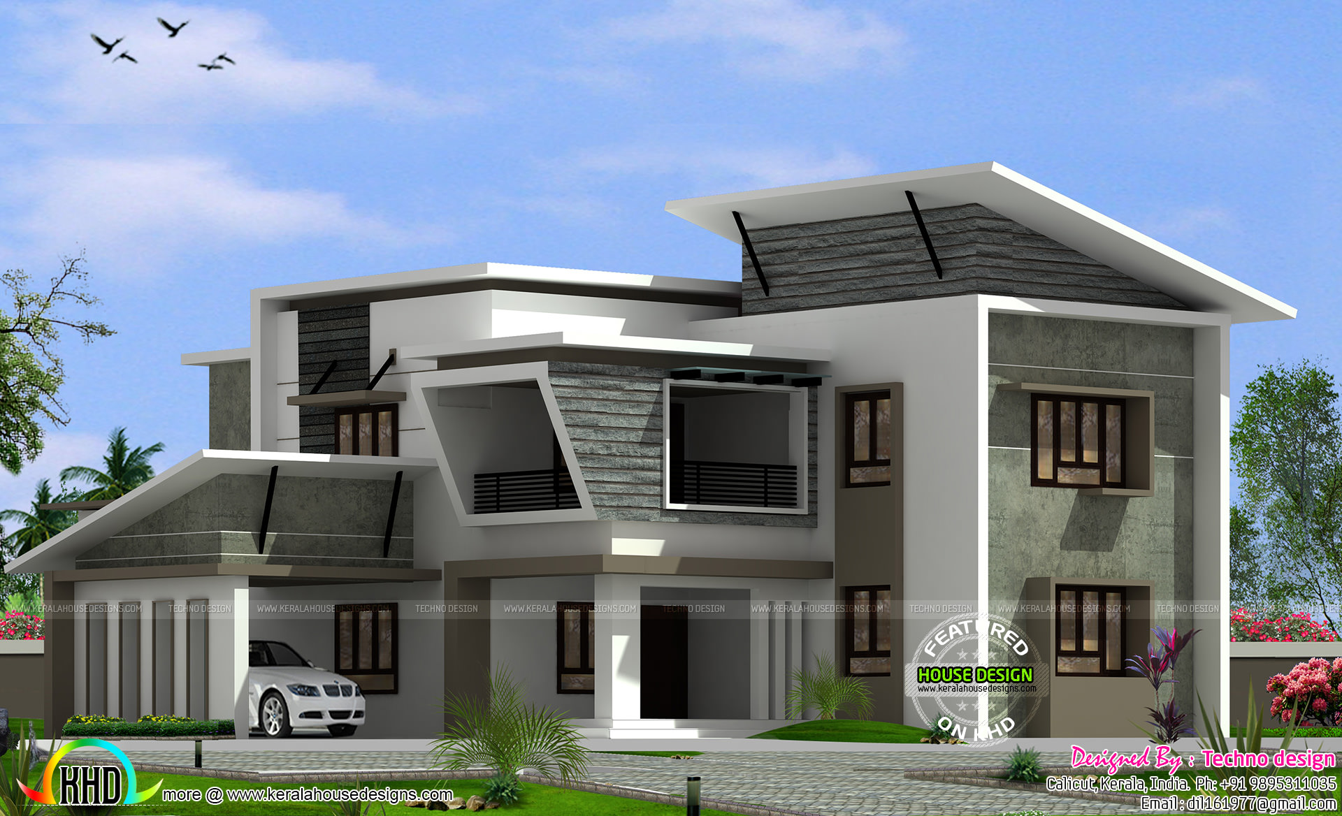 24 year old home remodeling plan kerala home design and Old home renovation in kerala