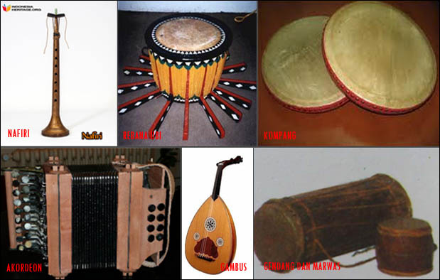 Alat Musik Riau