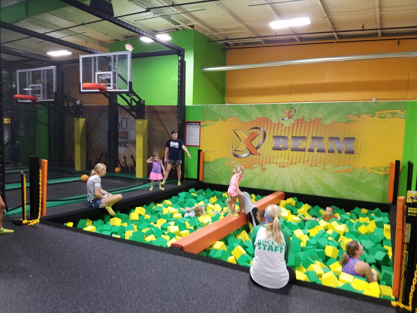 Play St Louis Rockin Jump Trampoline Park O Fallon Mo