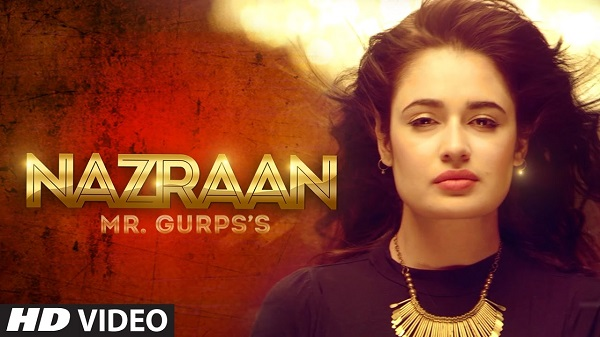 Latest Punjabi Songs 2017 Lovey Jaggi Jagowal Music Video Nazraan Mr Gurps Yuvika Chaudhary