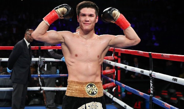 Daniyar Yeleussinov Defeats Silverio Ortiz