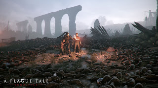 A Plague Tale: Innocence Xbox 360 Wallpaper