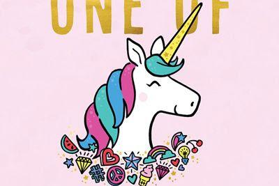 Wallpaper Cute Unicorn