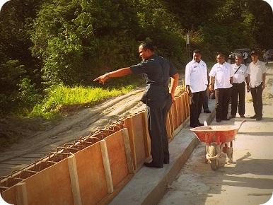 Pemkab Sorong Selatan Bangun Jembatan Saifi