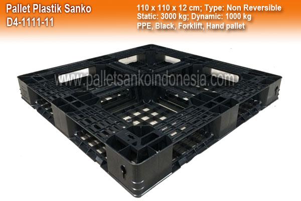 Pallet Plastik D4-1111-11 Sanko