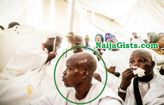 ooni of ife oba ogunwusi abobaku