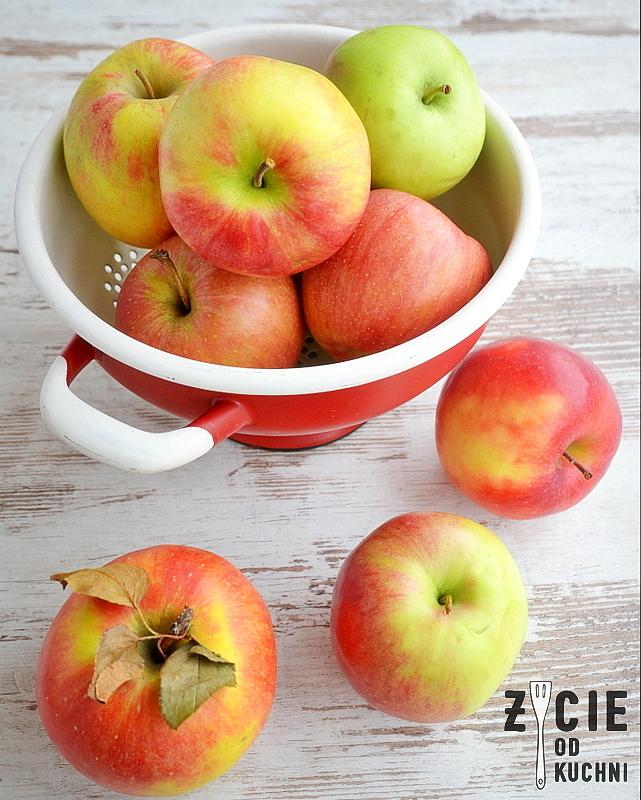jablka lackie