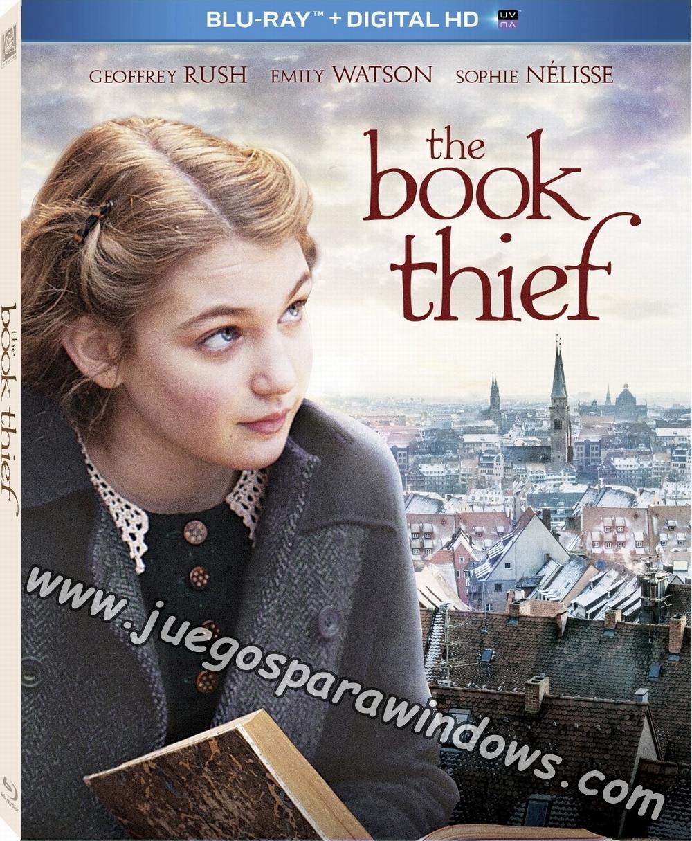 The Book Thief (2013) BRRip 720p HD