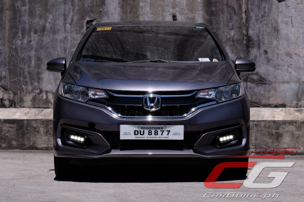 Review 2018 Honda Jazz Vx Navi Philippine Car News Car Reviews