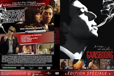 Генсбур. Любовь хулигана / Gainsbourg. Vie heroique / Gainsbourg: A Heroic Life.