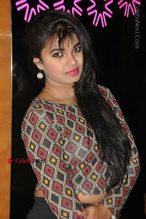 Indian Actress Model Naveena Jackson Latest Po Gallery in Black Mini Skirt  0008.JPG