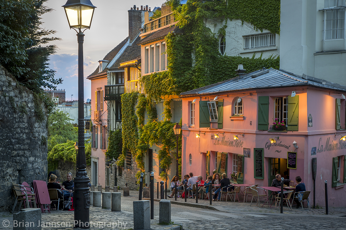 Visual romance of Paris is truly captivating! Photo: © Brian Jannsen Photography. Unauthorized use is prohibited.