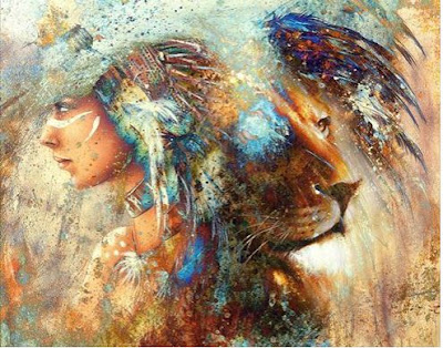 Be Guided by My Spirit by Deborah Waldron Fry