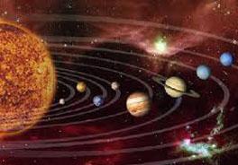 Daftar nama & ukuran planet pada sistem tata surya kita di galaksi bima sakti
