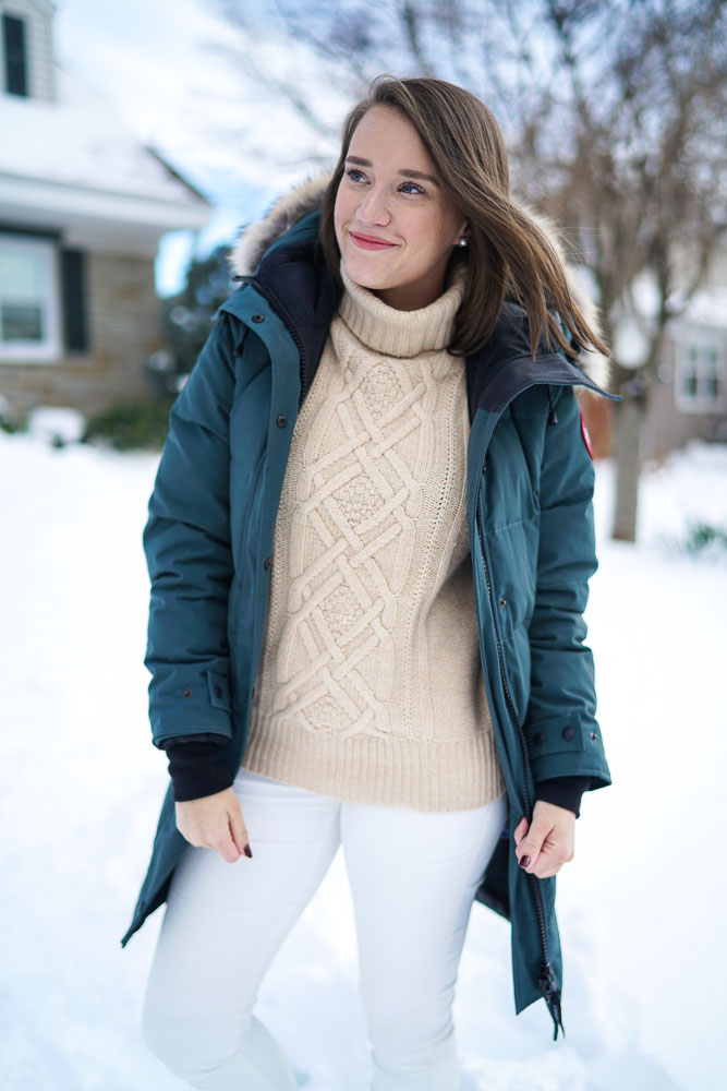Krista Robertson, Covering the Bases,Travel Blog, NYC Blog, Preppy Blog, Style, Fashion Blog, Travel, Fashion, Style, Designer Coats, Classic Fashion Pieces, Canada Goose, Canada Goose Parka, Winter Coats, Winter Coats Must have, NYC Winter Survival, Warmest Winter Coats