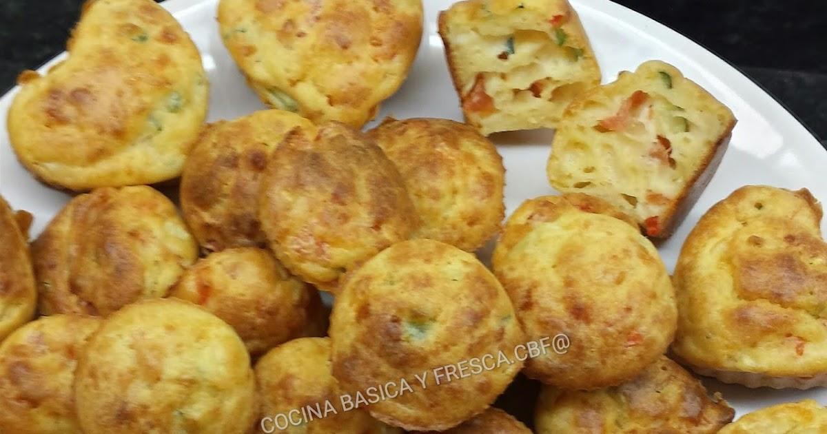 Cocina casera y rapida bocaditos de queso con calabacin - Cocina casera facil y rapida ...