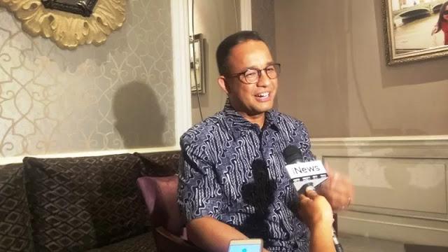 Anies Rombak 16 Pejabat Pemprov DKI Jakarta