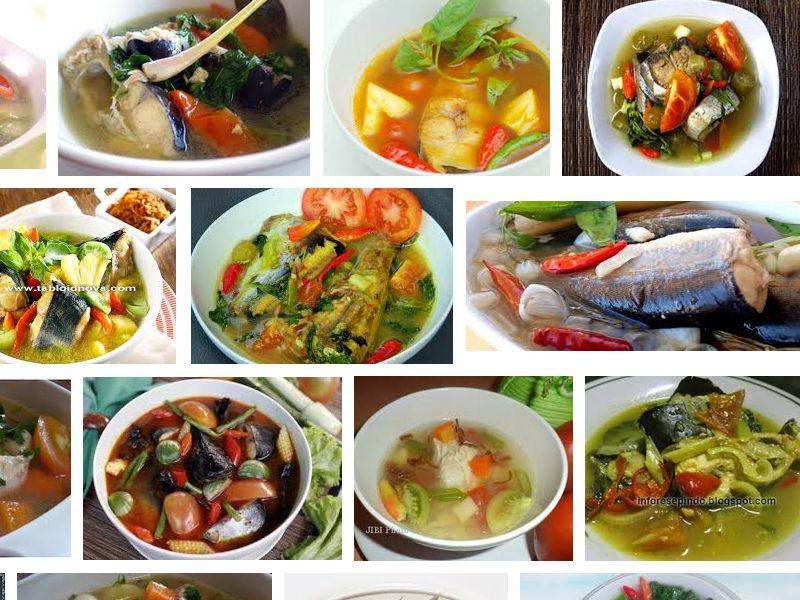 resep sup ikan patin untuk anak