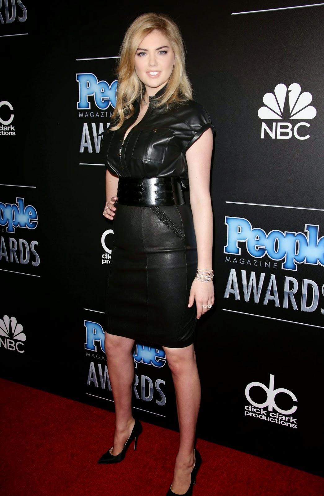 Kate Upton is named 'Sexiest Woman' at the 2014