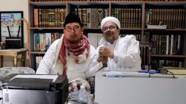 ACTA Bakal Bawa Pulang Habib Rizieq Sebelum Pemilu