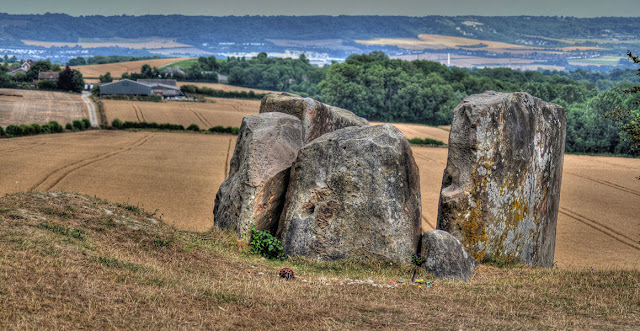 Neolithic Britain: where did the first farmers come from?